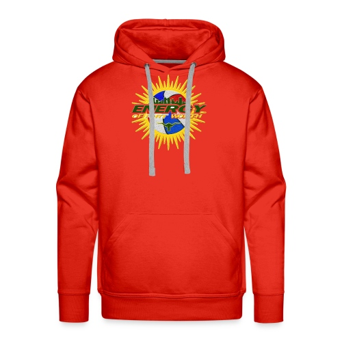 The Energy of Fort Worth Texas - Men's Premium Hoodie