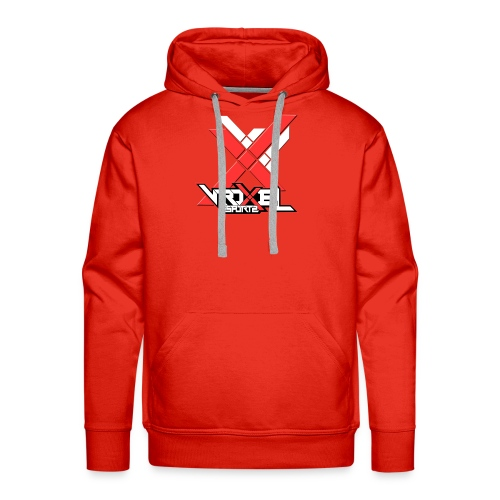 VXL Red Collection - Men's Premium Hoodie