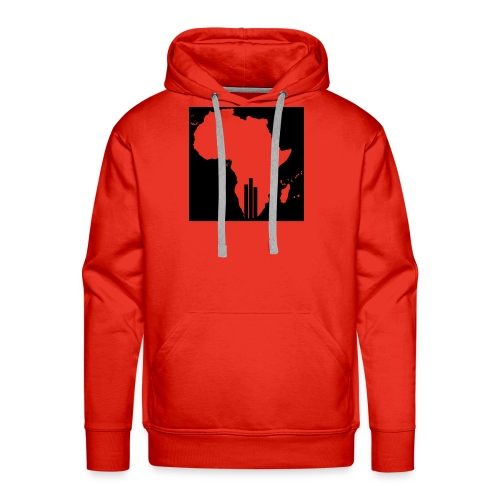 Tswa_Daar_Logo_Design - Men's Premium Hoodie