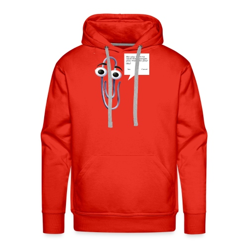 Make changes to your life ? - Men's Premium Hoodie