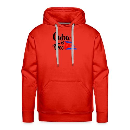 Fidel Castro - Men's Premium Hoodie