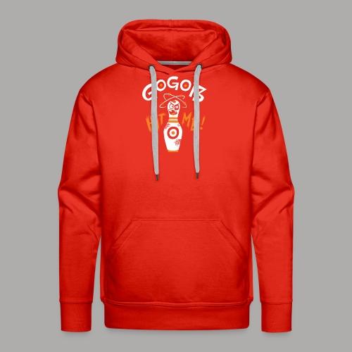 GOGO13 Hit Me! - Men's Premium Hoodie