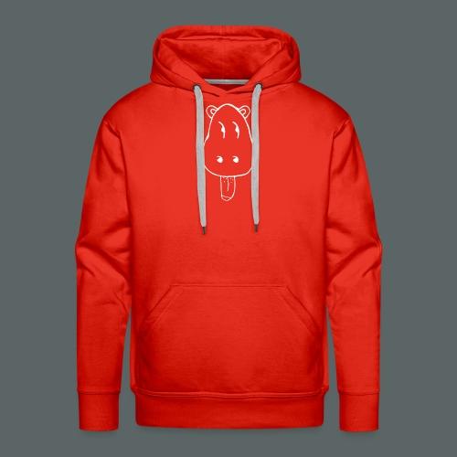 UmumiHead-White - Men's Premium Hoodie