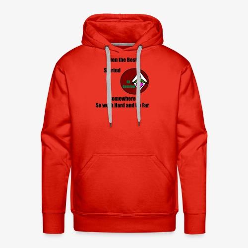 E8 Inspiration - Men's Premium Hoodie
