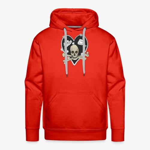Pirate heart - Men's Premium Hoodie
