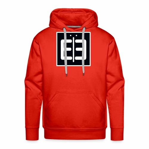 Logo Range - Men's Premium Hoodie