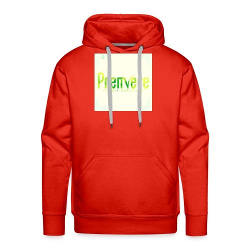 4516 Premiere Credit Solutions Logo H 01 - Men's Premium Hoodie