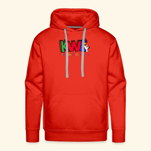 KWC TEE - Men's Premium Hoodie