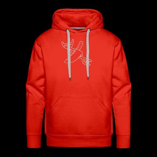 dna logo - Men's Premium Hoodie
