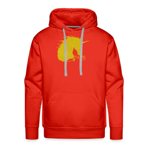 Unicorns Are Real! The Bible Says So! - Men's Premium Hoodie