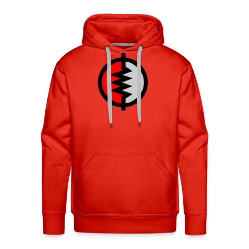 sacred logo - Men's Premium Hoodie