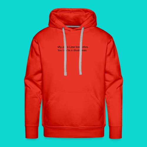 Shookbeans! - Men's Premium Hoodie