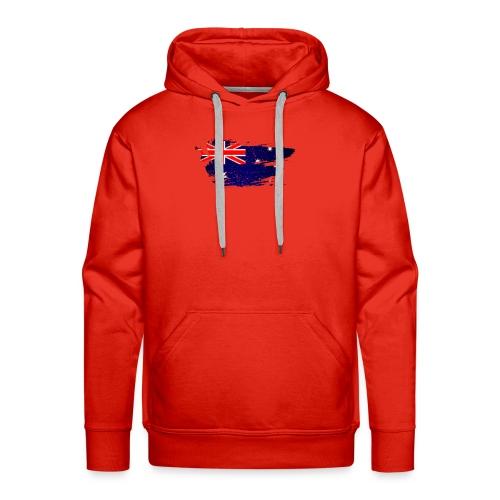 Australian Flag - Men's Premium Hoodie