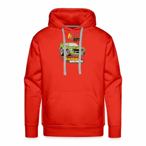 MAX RPM TUNING BEATS - Men's Premium Hoodie