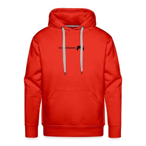 GoldenXGaming225 - Men's Premium Hoodie