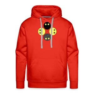 PolyFlection - Men's Premium Hoodie