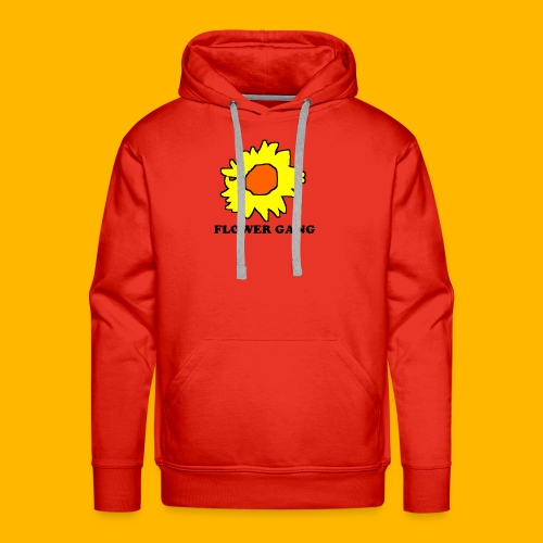 FLOWER GANG APPAREL - Men's Premium Hoodie