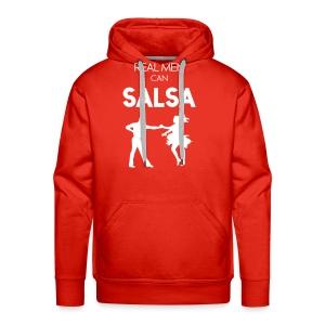 Salsa, Latin Dace, Salsa dance, bachata - Men's Premium Hoodie