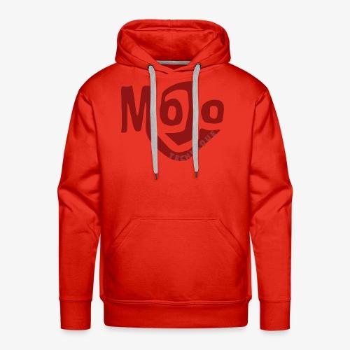 MojoLightRed - Men's Premium Hoodie