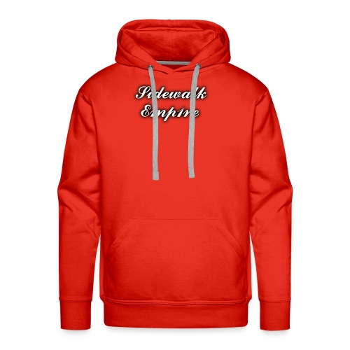 Sidewalk Emp1re - Men's Premium Hoodie