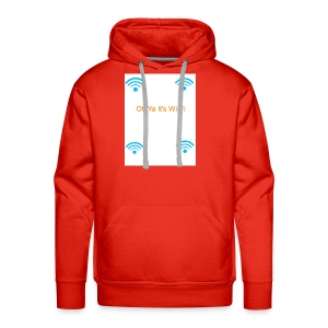 Cool Nation - Men's Premium Hoodie