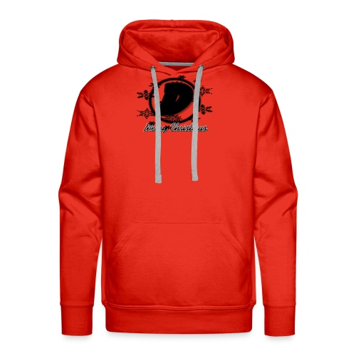 Christmas merch of DarkWarriorXD - Men's Premium Hoodie