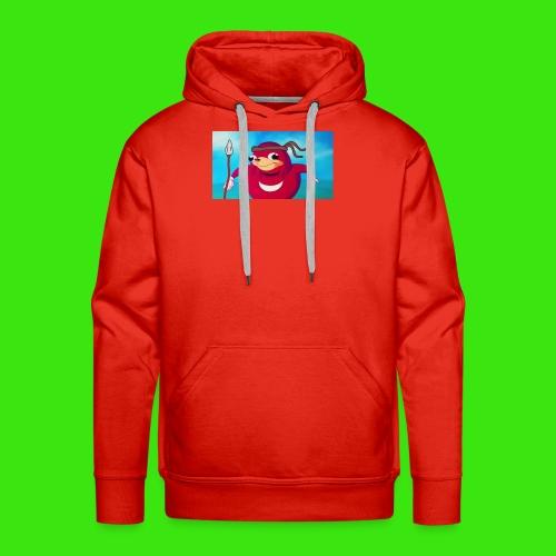 Do you know de wei - Men's Premium Hoodie