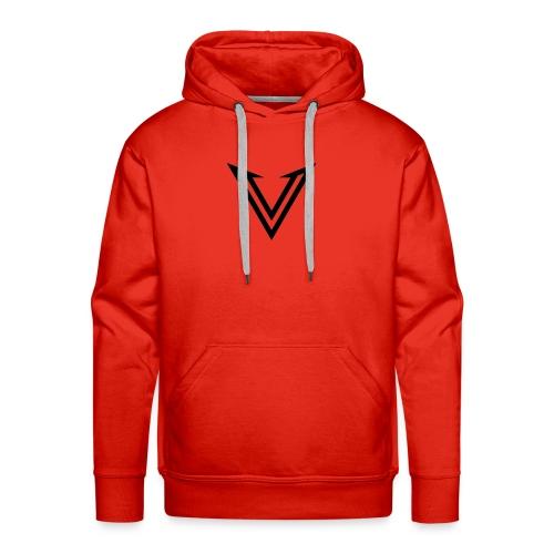 vexedlogo - Men's Premium Hoodie