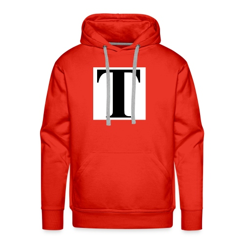 T stand for tavion - Men's Premium Hoodie