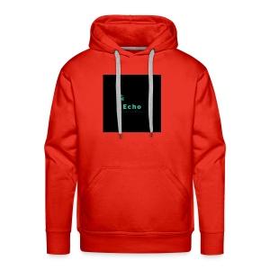Echo Clan Offical Logo Merch - Men's Premium Hoodie