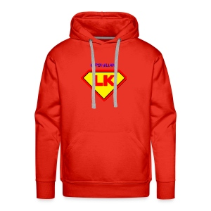 Supervillain by Lil Kodak - Men's Premium Hoodie