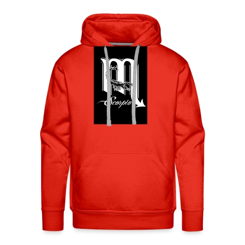 LEVEL ONE SCORPIO ART - Men's Premium Hoodie
