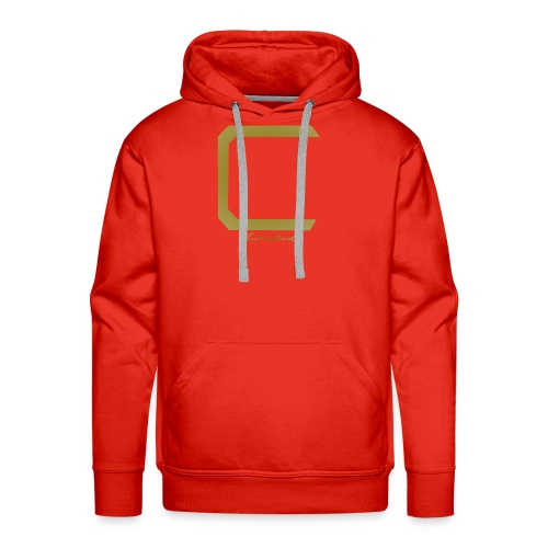 Cyberonic Limited Gold Apparel - Men's Premium Hoodie