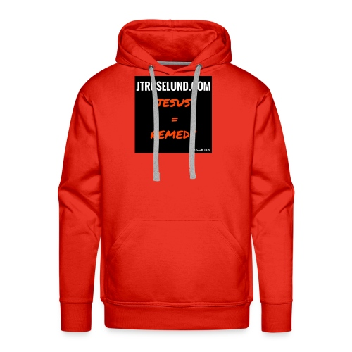 JTRoselund.com Merchandise - Men's Premium Hoodie