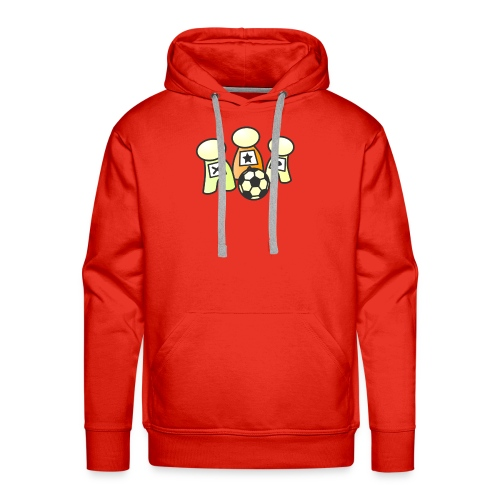 Logo without text - Men's Premium Hoodie