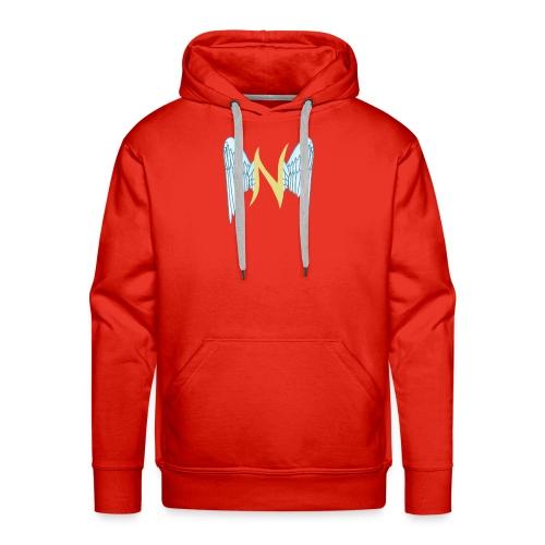 Classic Nariel the True Logo - Men's Premium Hoodie