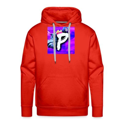 ProRoyales logo - Men's Premium Hoodie