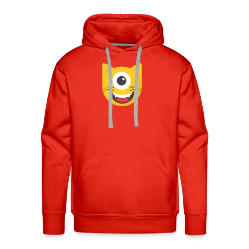 Cyclo Cat - Men's Premium Hoodie