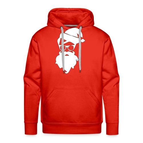 Santa Claus Christmas - Men's Premium Hoodie