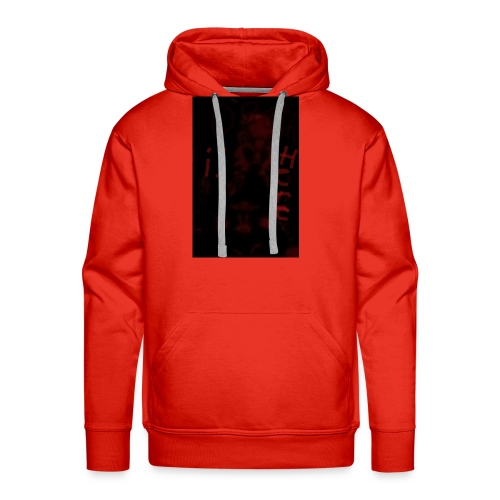 Death is here mercy hacked by: Lildeadpool2X - Men's Premium Hoodie