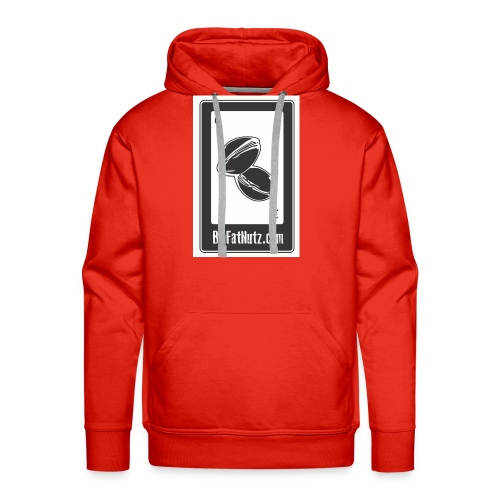 Big Fat Nutz - Men's Premium Hoodie