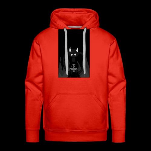 Devil lures - Men's Premium Hoodie