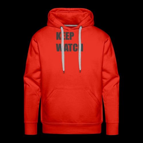 Keep Watch - Men's Premium Hoodie