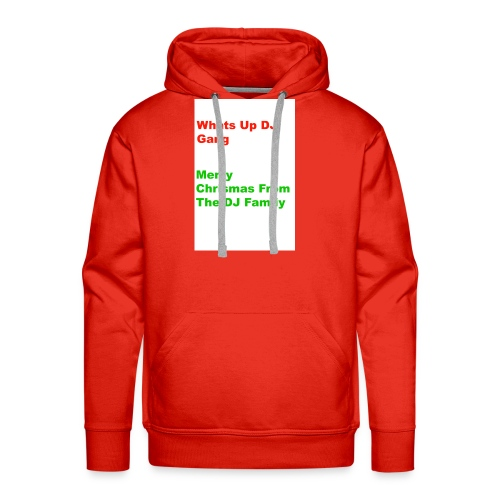 Christmas Collection - Men's Premium Hoodie