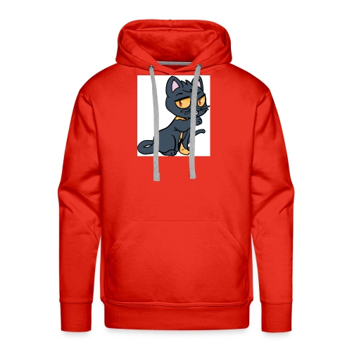 Kieran_Cat_Test - Men's Premium Hoodie