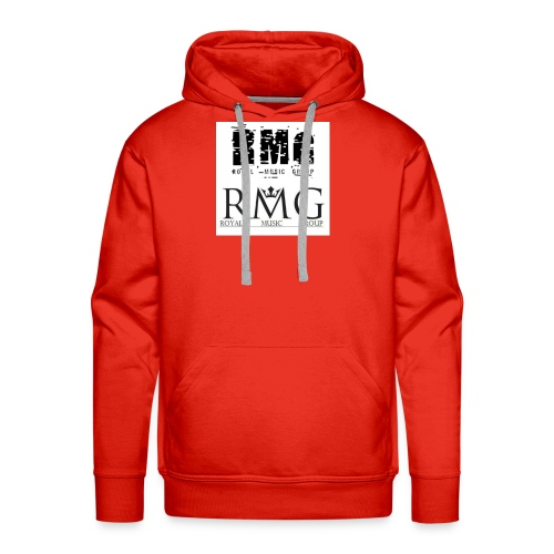 R.M.G.(Royal Music Group) - Men's Premium Hoodie