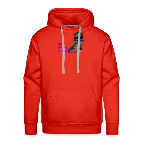 The Final Frontier Sports Items - Men's Premium Hoodie
