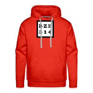 BZH314 Games Big Logo - Men's Premium Hoodie