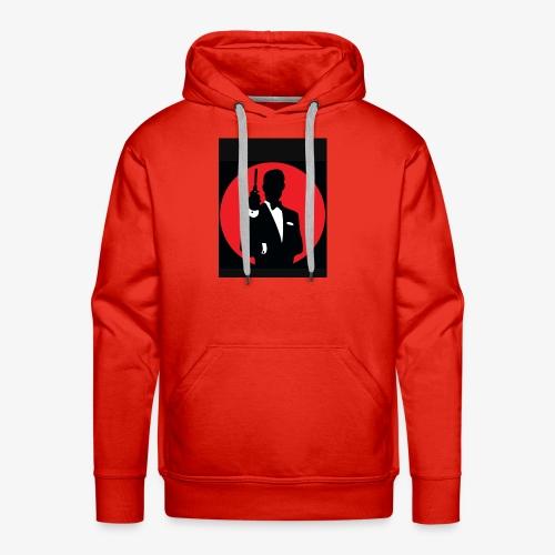 Street GENTLEMEN - Men's Premium Hoodie