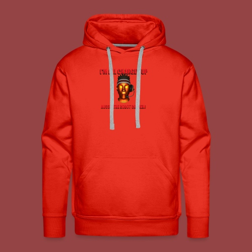 Charged Up Shirt - Men's Premium Hoodie
